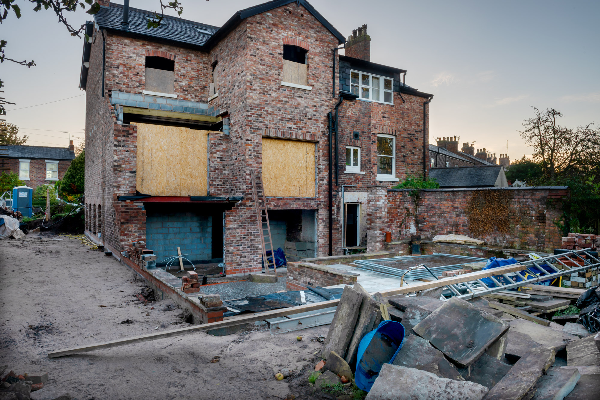 Photo: House Refurbishment – Stockport